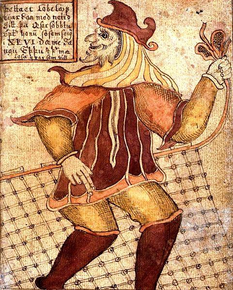 Det er ikkje for ingenting at Loke sumtid liknar på jokeren i ein kortstokk, som i dette islendske manuskriptet frå 18. hundradåret. Loke blandar i hop alle funksjonane i den norrøne gudeverdi. Han stend på utsida, og høyrer samstundes med, av di han etterliknar alle andre på ein gong.