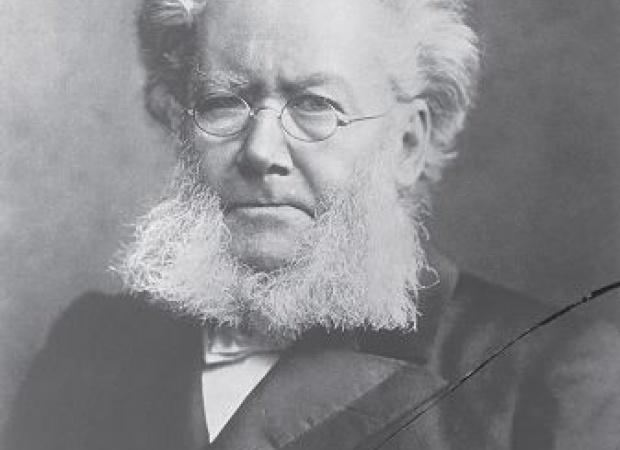 Henrik Ibsen (1828-1906) treng neppe nokon nærare introduksjon...
