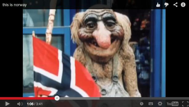 Noreg er vorte ein utkant i Europa og det norske er vorte til ein kuriositet - jamvel for oss sjølve.