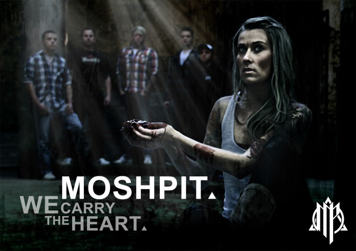 Moshpit utmerkjer seg med ein proff og moderne produksjon som ikkje stend attende for nokon andre innanfor hovudstraumen i metallkjernemusikken..