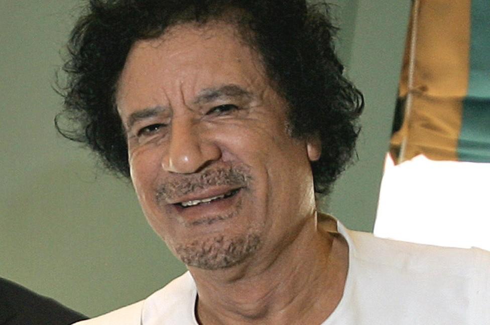 Muammar Gadaffi (1942-2011)