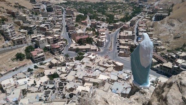 Det kristne samfundet i Syria er millom dei eldste i heile verdi.