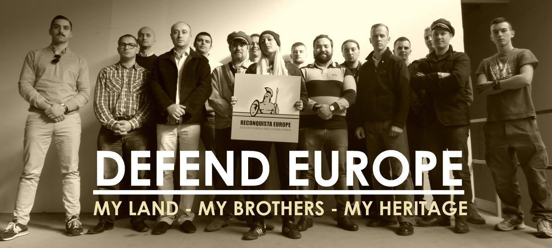 Saman for Europa.