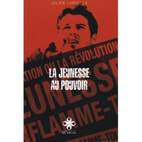 """Umslaget på """"La jeunesse au pouvoir""""."""