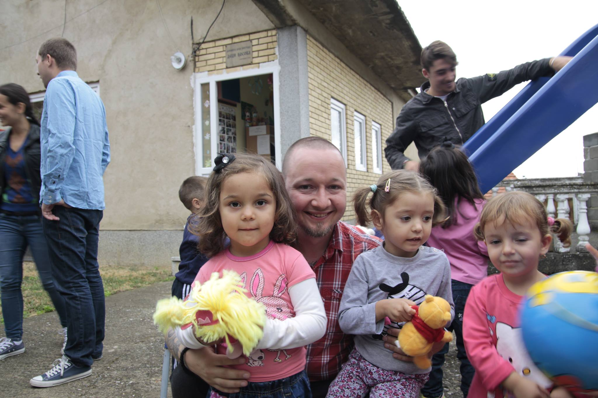 Frå den siste Kosovo-reisa, i oktober 2015.