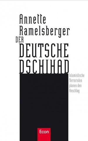 """Umslag på """"Der Deutsche Dschihad"""" (2008)."""