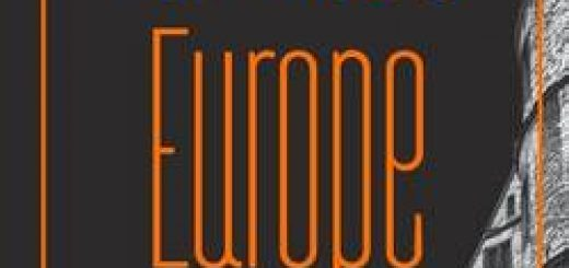 "Framsida på ""Fortress Europe""."