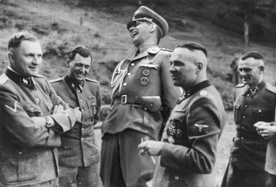 "Nazistar, den gongen. Kven er ""nazistar"" no?"